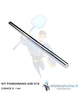 Faro in ABS bianco 12 V 75 watt - illuminazione a led piscina online fari