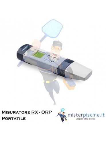MISURATORE PORTATILE SD 60 PER LA MISURAZIONE DEL REDOX (ORP) NELLE ACQUE DELLE PISCINE