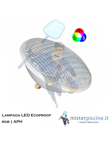 Lampada LED Ecoproof rgb | APH