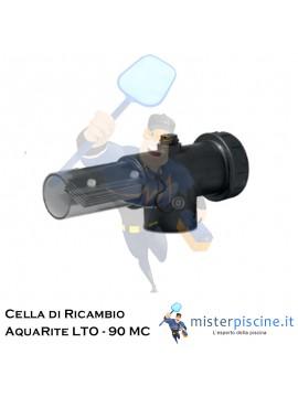 CELLA DI RICAMBIO PER AQUARITE LTO DA 90 MC - RICAMBI HAYWARD PER SISTEMI AD ELETTROLISI
