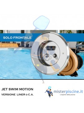 Jet Swim Motion FRONTALE NUOTO CONTRO CORRENTE - SOLO FRONTALE